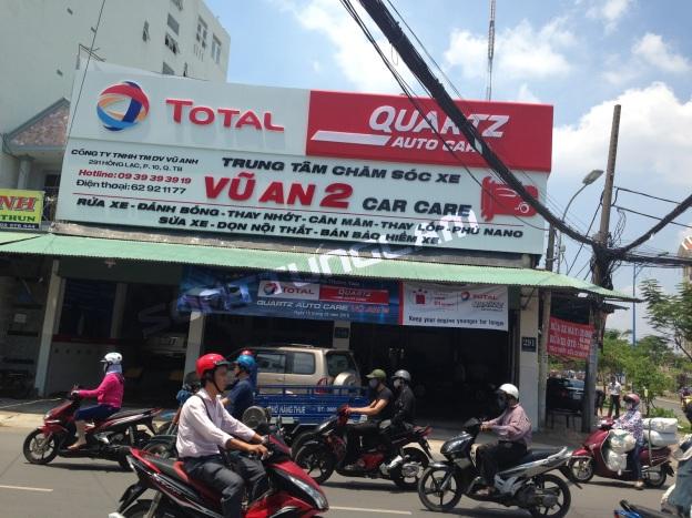 Cần chuẩn bị số vốn tương đối lớn để kinh doanh tiệm rửa xe ô tô