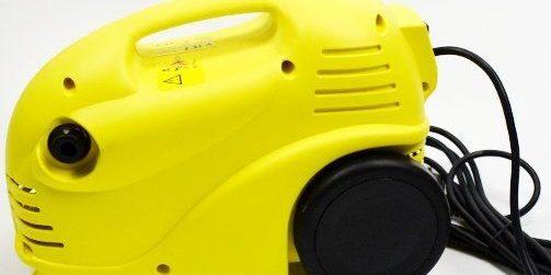 Bán máy rửa xe cao áp chính hãng